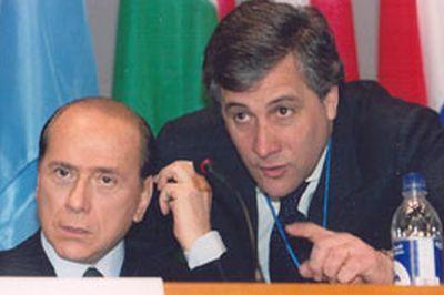 Таяни обозначил свои задачи напосту председателя Европарламента