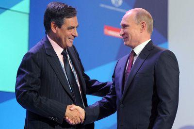 Франсуа Фийон напомнил Западу, что часть вины за противостоянии с Россией лежит именно на нем