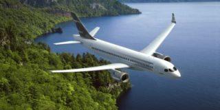 Из-за неопознанного самолета пассажирскому лайнеру пришлось сменить уровень высоты