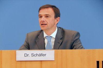 Германия невидит перспектив для Сирии спрезидентом Асадом