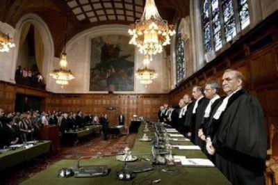 Украина передала в Международный суд в Гааге исковое заявление к России