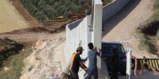 Турецкая стена оказалась эффективней украинской