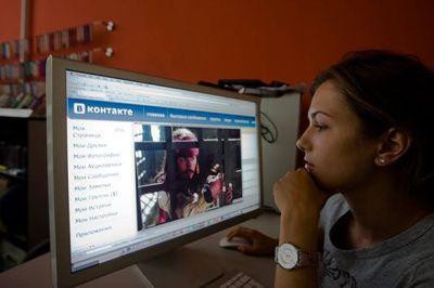 В социальных сетях не разговаривают 40% граждан России