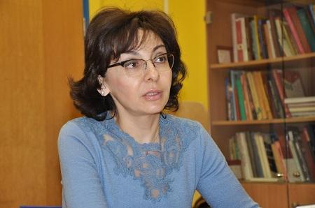 Руководитель Азербайджанского культурного центра Ниса Мустафаева