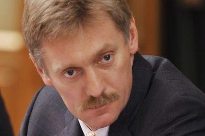 Песков прокомментировал предложение о принятии закона, защищающего честь и достоинство президента