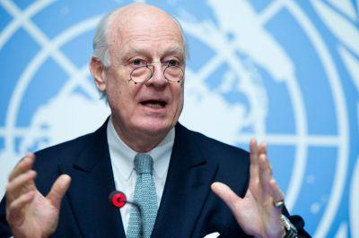 В Женеве отметили большой вклад участников переговорного процесса в Астане в урегулирование сирийского кризиса