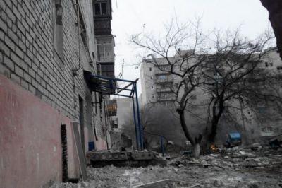 Захваченная украинскими силовиками фильтационная станция используется для обстрела жилых кварталов