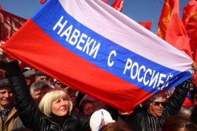 Украина делает еще одну попытку мирно вернуть Крым, но крымчане не желают сдавать себя и своих детей в аренду