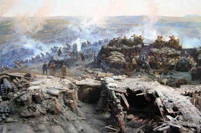 Сотрудники британского университета прилетели в Крым, чтобы ближе познакомится с периодом Крымской войны