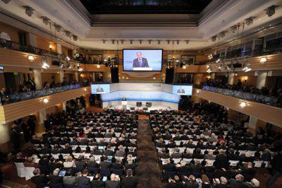 Наконференции вМюнхене предполагается дебютная встреча Лаврова сновым генеральным секретарем США