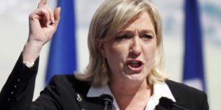 Во Франции подозревают, что скоро Марин Ле Пен полностью перейдет на язык Путина