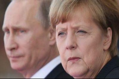 Меркель отметила, что отношения с Россией не удалось стабилизировать, но надежда еще есть