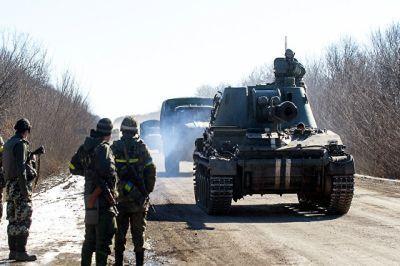 """Под Донецк ВСУ перебросили 8 установок """"Точка-У"""" и прибыли батальоны во главе с Ярошем"""
