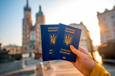 В Евросоюзе проголосовали за безвиз для граждан Украины