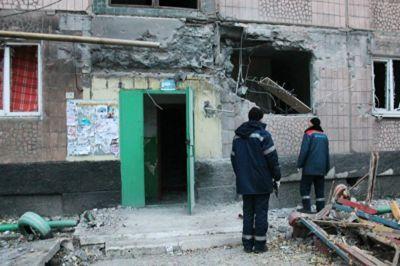 Ночью в Донецке взрывались школы и детсадики