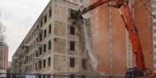 Московские «хрущевки» полностью уйдут в прошлое, их снесут в ближайшие два года
