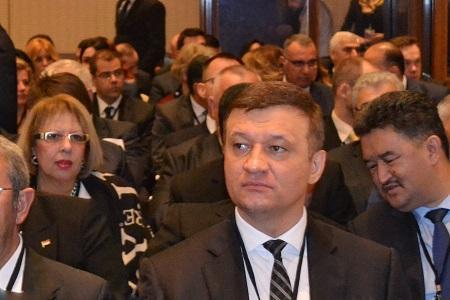Руководитель межпарламентской группы дружбы Россия-Азербайджан Дмитрий Савельев рассказал почему Глобальный форум в Баку каждый раз собирает огромное количество авторитетных участников со всего мира.