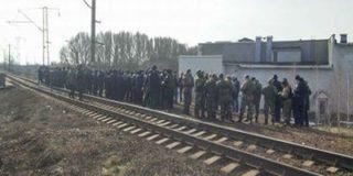 По заявлению Укрзализныци полиция на Украине была вынуждена открыть уголовное дело