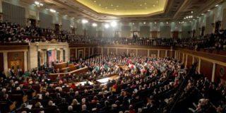 В речи Трампа в конгрессе демократов возмутило то, что Россию забыли назвать основной угрозой для страны