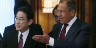 В Японии проходит встреча российских и японских представителей в формате «два плюс два»