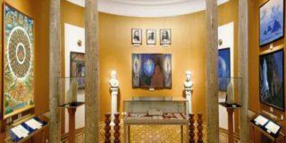 В Международном центре Рерихов обыскивают музейные залы и изымают полотна