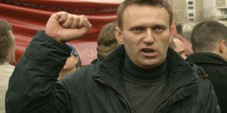Полиция задержала известного оппозиционера Алексея Навального