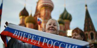 В России 80% граждан считают, что быть патриотом — это естественно для русского человека