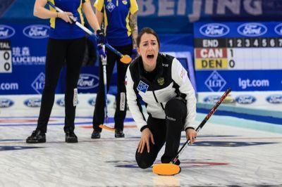 Первое серебро российских керленгисток на чемпионате мира