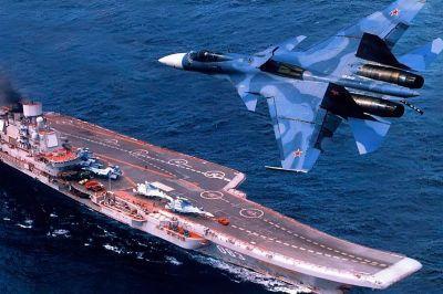 """Затонувшие самолеты с """"Адмирала Кузнецова"""" были исправны, похоже, все дело в тросе"""