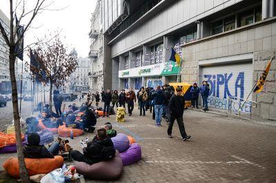 В российском правительстве подтвердили, что Сбербанк покинет Украину