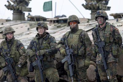 Немцы уточнили, что русскоговорящие статисты нужны им не для репитиции конкретной военной операции