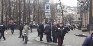 Бывший член российского парламента Денис Вороненков застрелен в центре Киева