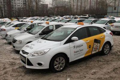 """Водителей """"Яндекс.Такси"""" будет контролировать система, определяющая степень усталости человека за рулем"""