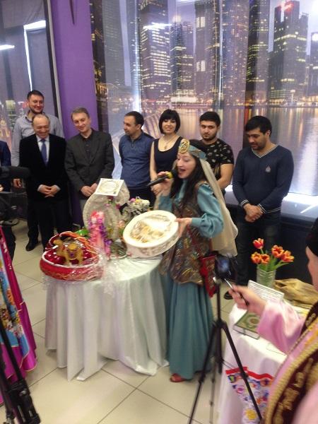 Новруз – праздник начала Нового года, новой весны, символ вечного обновления