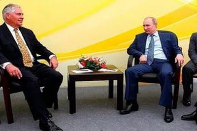 Тиллерсон провел в Кремле две встречи - говорили семь часов