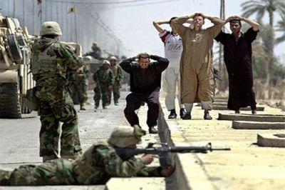 США предпочитают добиваться мира любым способом, даже посредством применения силы