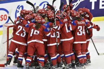 """Снова американки побили российских хоккеисток, выиграв очередной матч """"в сухую"""""""