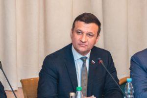 Первый зам.председателя комитета ГД по безопасности и противодействию коррупции Дмитрий Савельев