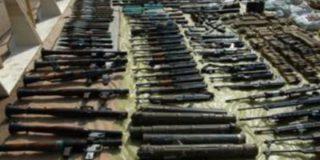 В России силовые ведомства перекрыли незаконный канал доставки оружия из Европы и Украины