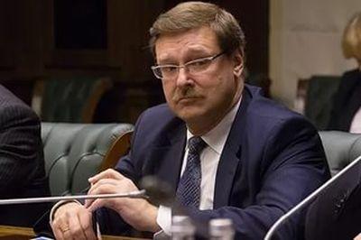Косачев прокомментировал заявление США о невозможности политического решения по Сирии