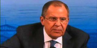 Лавров сказал, что РФ будет настаивать на отправке специалистов по химоружию в САР для объективного расследования
