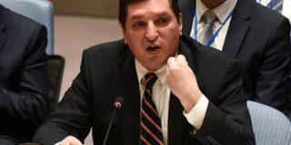 Песков прокомментировал резкое выступление Сафронкова на СБ ООН