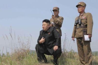 Северная Корея опубликовала заявление о том, что через «ядерные прицелы» ее орудий хорошо просматриваются территории США и Южной Кореи