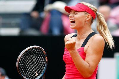 Шарапова вышла в четвертьфинал в Штутгарте