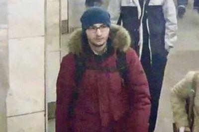 Предполагаемый террорист из метро Санк-Петербурга приехал в город из Турции