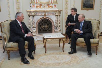 Тиллерсон признался, что встреча в Кремле ничего не решила