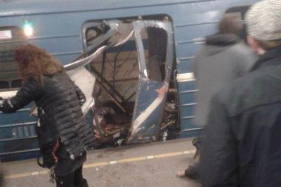 США отреагировало на теракт в Санкт-Петербурге