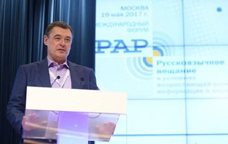 генеральный директор ГПМ Радио Юрий Костин