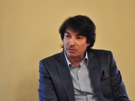 вице-президент Фонда Сергей Касьянов