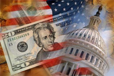 Палата представителей США проголосовала зафедеральный бюджет в $1,1 трлн
